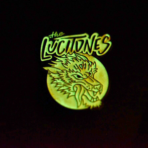 The Lucitones - Glow in the Dark Enamel Pin