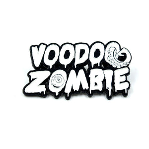 Voodoo Zombie - Glow in the Dark Enamel Pin
