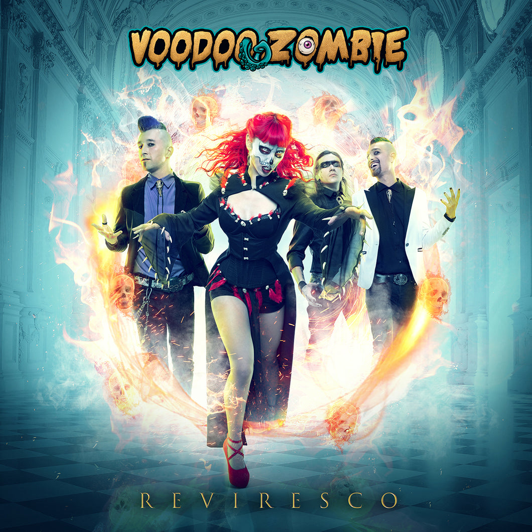 Voodoo Zombie - Reviresco CD