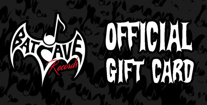 Batcave Records Gift Card