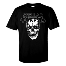 Load image into Gallery viewer, Stellar Corpses - Vampire Buster Tee (White)