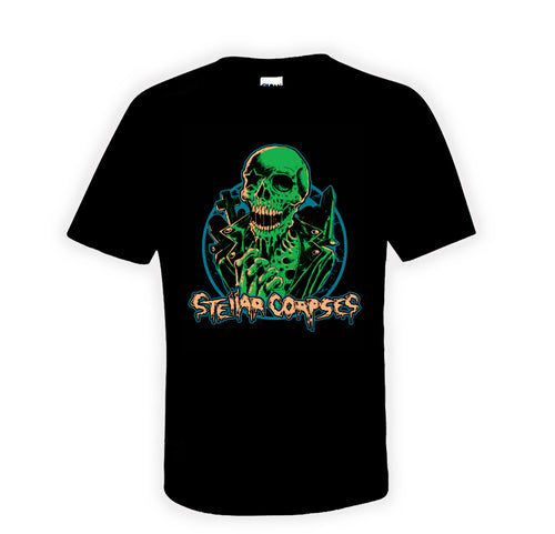 Stellar Corpses - Buster Zombie Tee