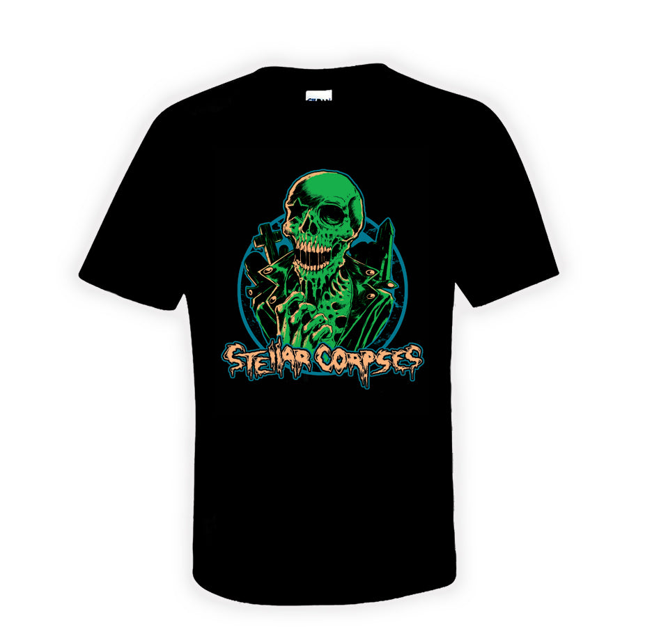Stellar Corpses - Buster Zombie T-Shirt