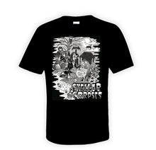 Load image into Gallery viewer, Stellar Corpses - Cemetery Tee