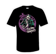 Load image into Gallery viewer, Stellar Corpses - Purple Buster Tee