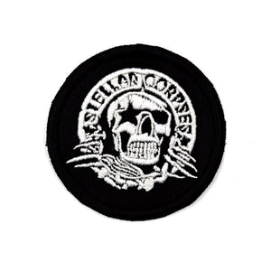 "Stellar Corpses - Embroidered 3"" Circle Patch"