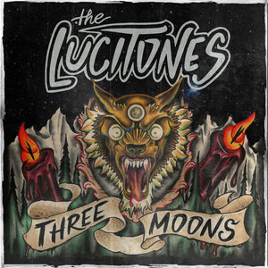 The Lucitones - Three Moons CD