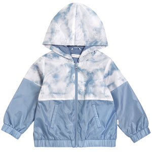 Miles Sky Tie-Dye Breeze Breaker