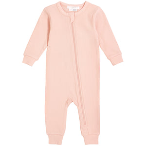 Petit Lem Knit Playsuit Light Pink