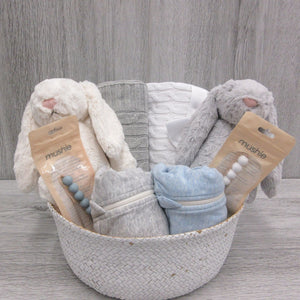 Twin Boy Basket