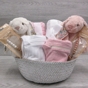 Twin Girl Basket