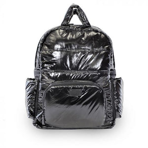 7am Enfant Diaper Bag Black Polar