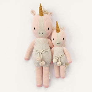 Cuddle + Kind Ella the Unicorn Small Knit Doll
