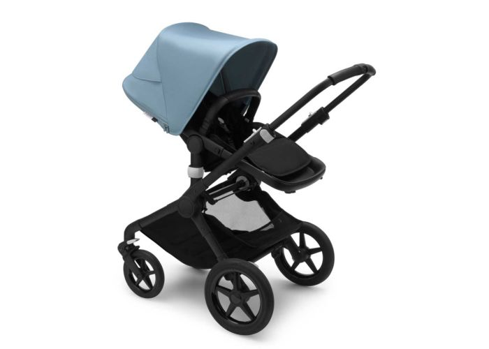 Bugaboo Fox2 Complete Black/Vapor Blue