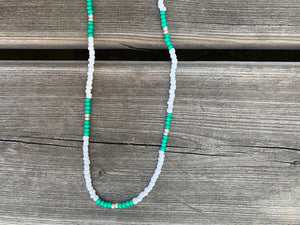 Kids Mask Chain - Turquoise