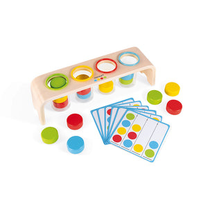 Janod Sorting Colours Game