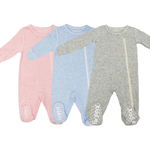 Juddlies Breathe-Eze Sleeper - Pink, Blue, Or Grey
