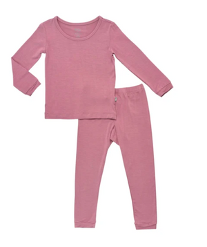 Kyte Baby 2PC Pajama Set Mulberry