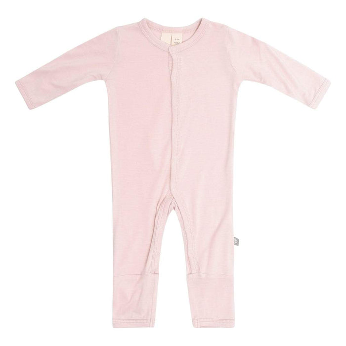 Kyte Baby Footless Romper Blush