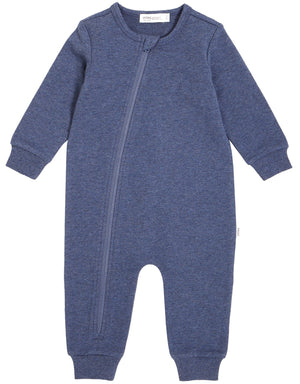 Miles Baby Playsuit Royal Blue