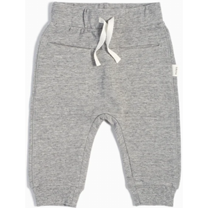 Miles Baby Knit Jogger Heather Grey