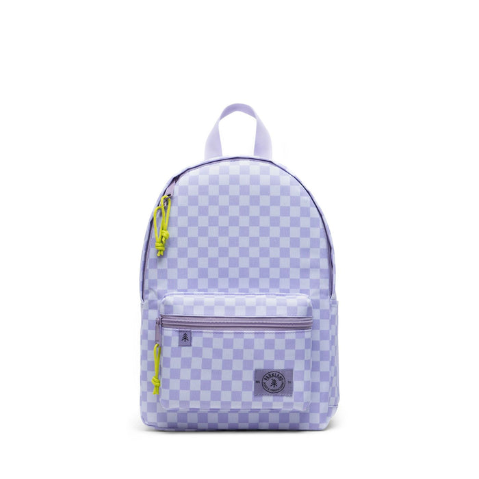 Parkland Edison Checker Orchid Backpack