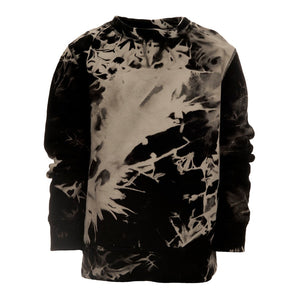 Appaman Black Marble Highland Sweater