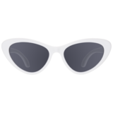 Babiators Cat-Eyed Sunglasses Wicked White