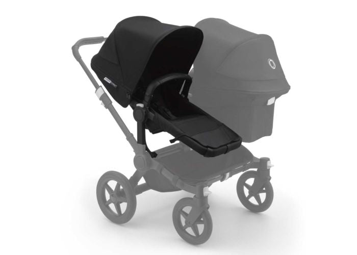 Bugaboo Donkey3 Duo Extension Set Black