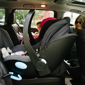 Clek Liing Infant Car Seat Chrome