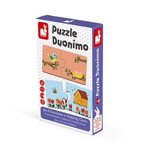Janod Matching Game Duonimo