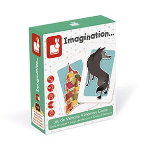 Janod Memory Game Imagination