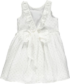 Vignette Jewel Dress Ivory Star