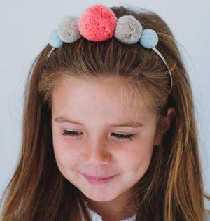 Mimi & Lula Pepper Pom-pom Headband