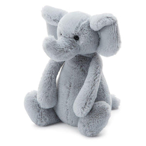 Jellycat Bashful Elephant Large Grey