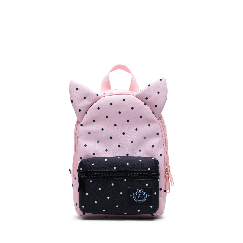 Parkland Little Monster Polka Dots Quartz Backpack