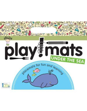 I-Kids Playmat Under the Sea