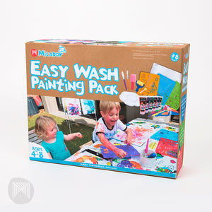 Micador Easy Wash Painting Pack