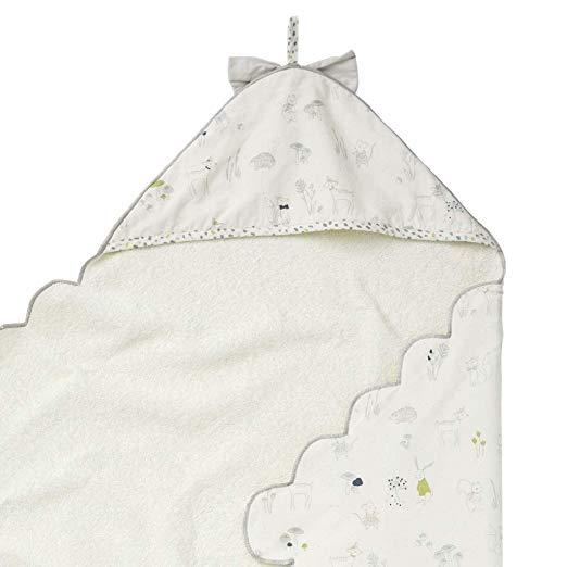 Pehr Hooded Towel Magical Forest