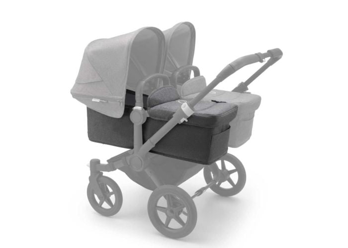 Bugaboo Donkey3 Pram Body Fabric Grey Melange