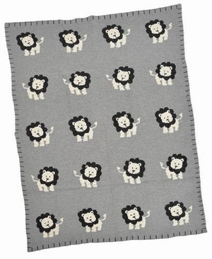 Merben Blanket Multi Lion