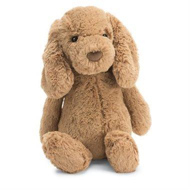 Jellycat Bashful Puppy Toffee Medium