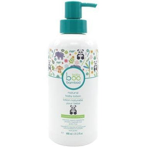 Baby Bamboo Natural Unscented Lotion