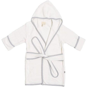 Kyte Baby Bath Robe Cloud/Storm