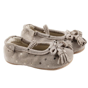 Robeez First Kicks Emily Metallic Gold Star