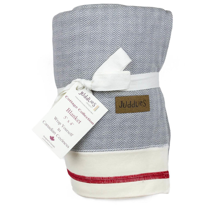 Juddlies adult Blanket Driftwood Grey