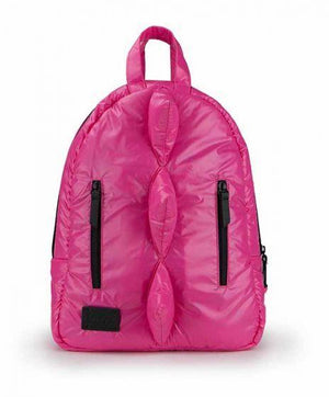 7 AM Enfant Mini Backpack Dino Hot Pink