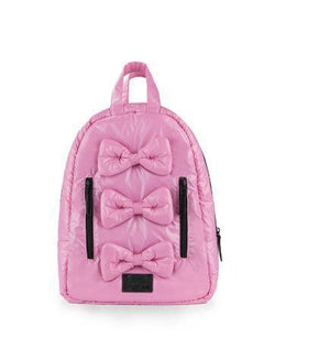 7AM Enfant Mini Backpack Bows Blush