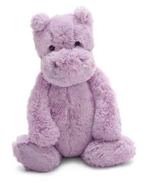 Jellycat Bashful Hippo Lilac Medium