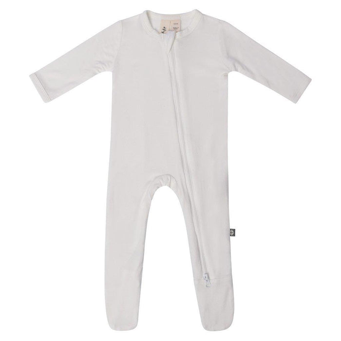 Kyte Baby Zip Footie Cloud